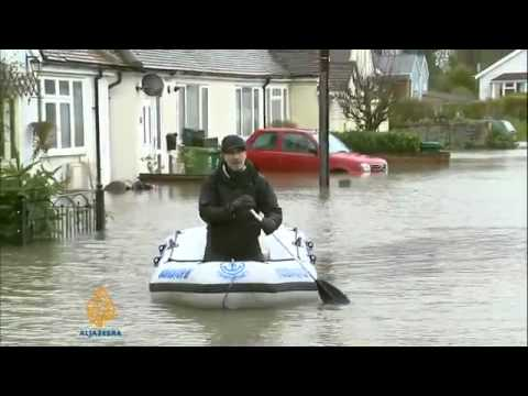 UK floods 2014: signs of climate change !