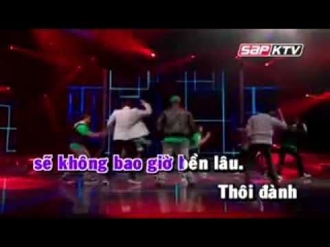 Karaoke Ngan nam van doi chau viet cương.flv