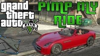 GTA V Pimp My Ride #23 Benefactor Surano (McLaren SLS
