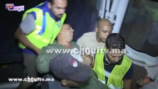 أول فيديو من أمام مستشفى محمد الخامس لحظة وصول المصابين في الأحداث التي أعقبت حريق إصلاحية عكاشة ! | خارج البلاطو