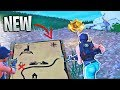 NEW Fortnite TREASURE MAP CHALLENGE Anarchy Acres Week 5 Challenges