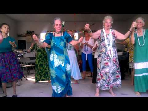 Dancing Aunties