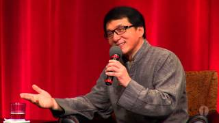 Jackie Chan on Working with Chris Tucker