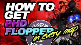 BLACK OPS 2: HOW TO GET PHD FLOPPER IN BURIED AND EVERY