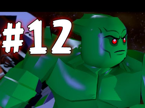 LEGO BATMAN 3 - BEYOND GOTHAM - PART 12 - A BLUE HOPE! (HD)