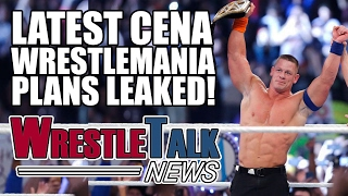 Wrestlemania 33 Plans In Crisis! Samoa Joe Facing Triple H Pitched! | WrestleTalk News 2017