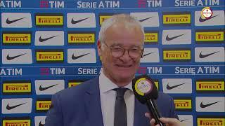 INTER-ROMA 1-1 | Il commento di Claudio Ranieri