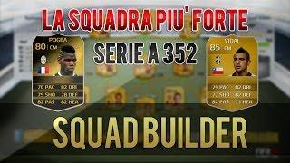 FIFA 14 La Squadra Più Forte Della Serie A Modulo 3-5