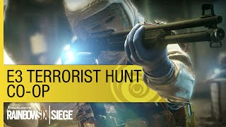 Tom Clancy's Rainbow Six Siege Official - E3 2015 Terrorist Hunt Co-Op Trailer