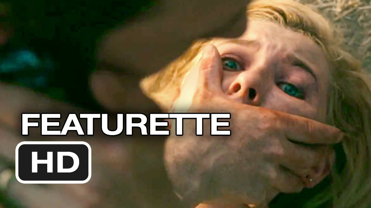 The Call Featurette #1 (2013) - Halle Berry, Abigail ...