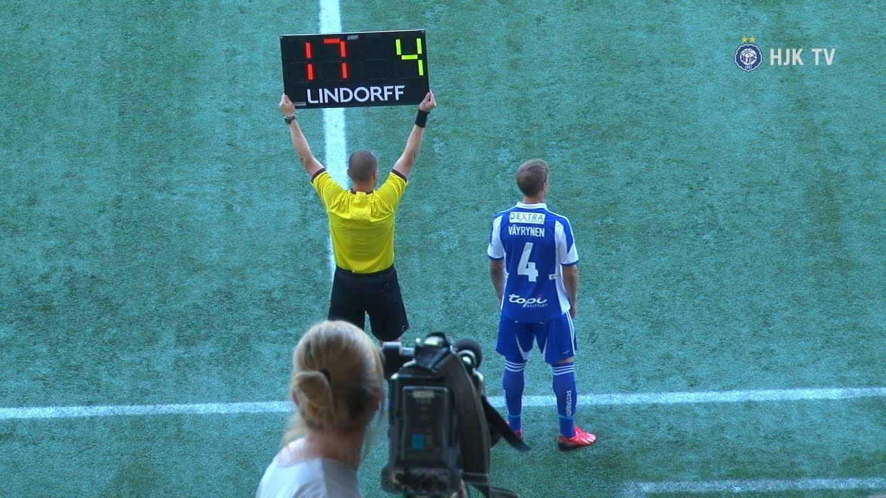 HJK Helsinki 2-0 Jyvaskyla JK