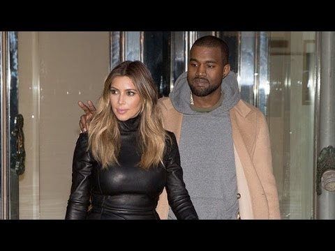 Kim Kardashian and Kanye West Plan Their Wedding in Frances | POPSUGAR News