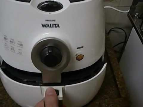 AirFryer Philips Walita - Frita sem usar óleo