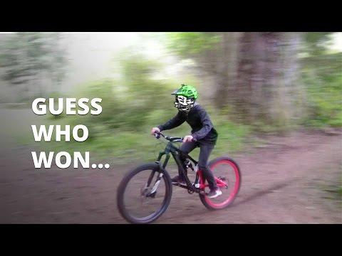 He Won my MTB - The second winner revealed