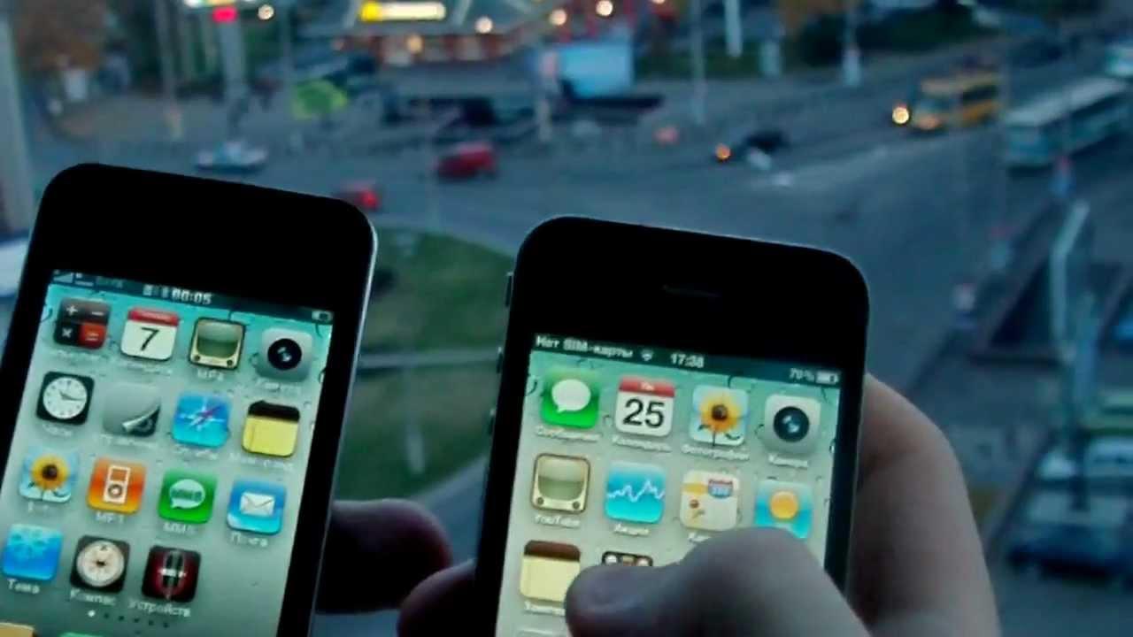 IPHONE X CHINO VS ORIGINAL