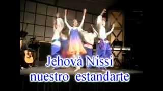Danza Hebrea Baruch Adonai El Shaddai (pasos Sencillos