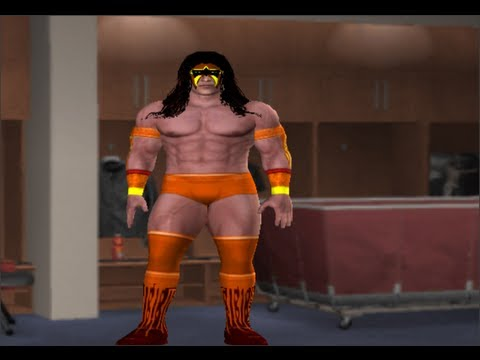 WWE 2K14 SSP CLASH OF THE IMMORTALS ULTIMATE WARRIOR PS2