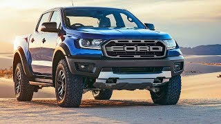 Ford Ranger Raptor (2019) FIRST LOOK. YouCar Car Reviews.