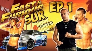 GTA 5 Episode From Fast And Furious Ep 1 : La Rencontre V2