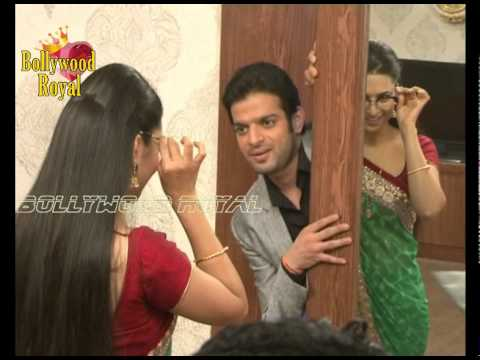 On Location of TV Serial 'Yeh Hai Mohabbatein'  2