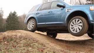 2013 Land Rover LR2 Frist Drive in Montreal, Canada videos
