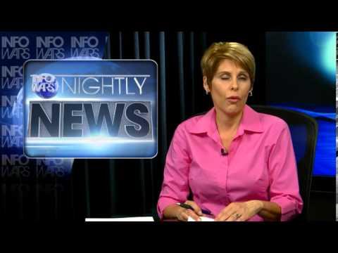 INFOWARS Nightly News Wednesday August 7th 2013