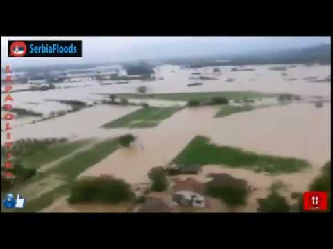 Serbia Floods State of Emergency