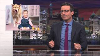 John Oliver Nails Big Corporate Internet