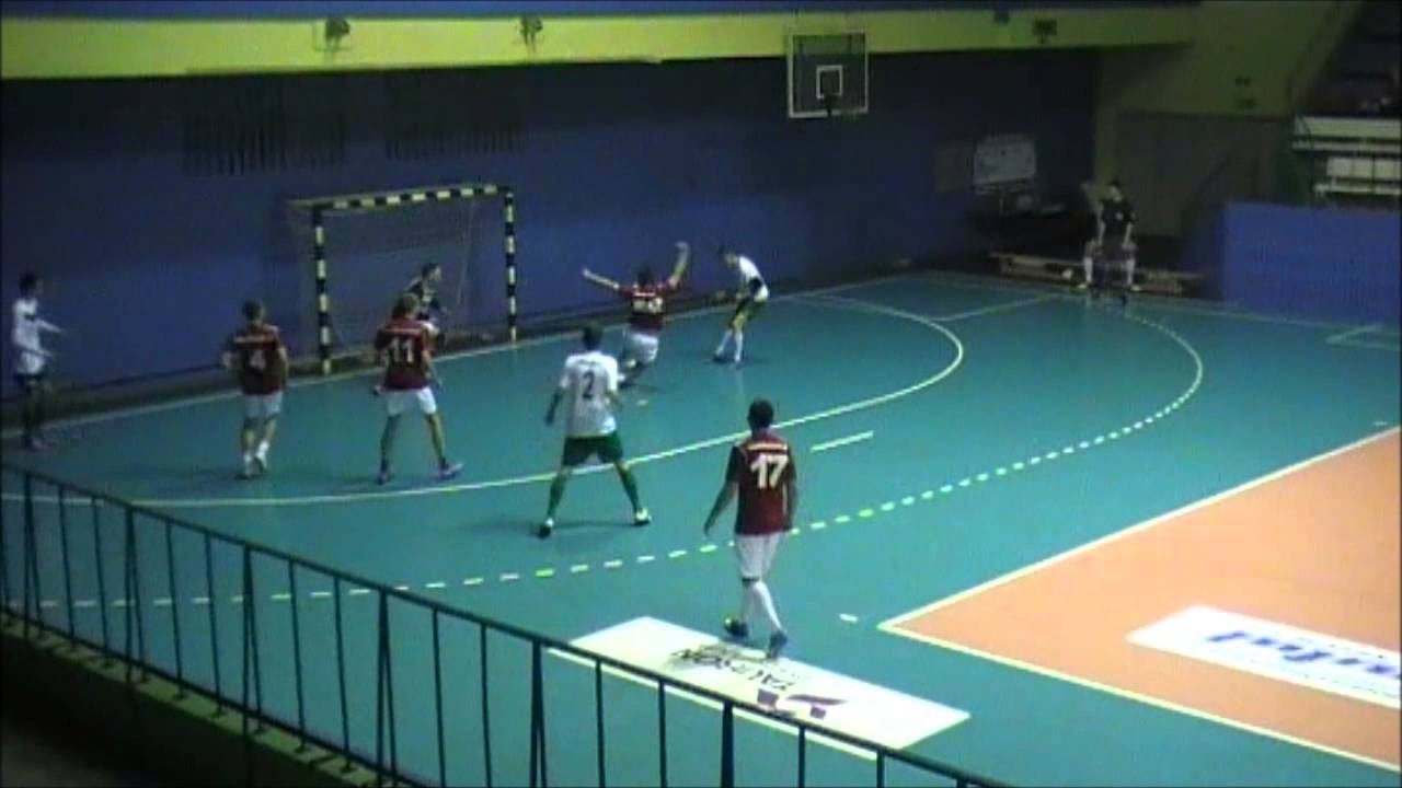 V kolejka VIPLigi Meble Ryś - YesFootball.pl.wmv - YouTube