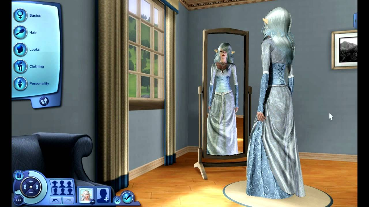 Sims 3 Character Design Ideas : The sims characters with cool mods p youtube