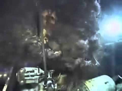 The Deepwater Horizon oil spill 13th June 2010