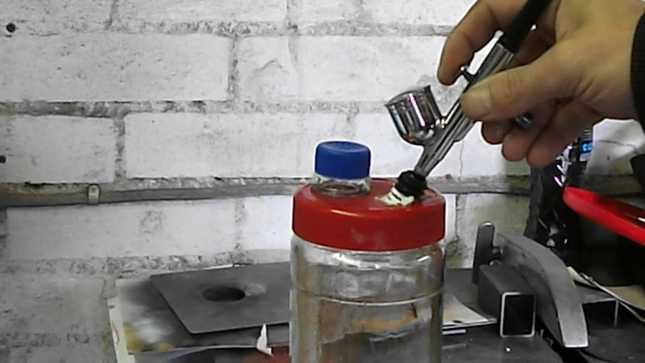 Paint Brush Cleaning Pot