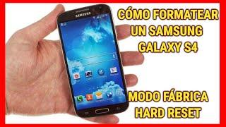 3 Formas De Resetear/restaurar A Modo Fabrica El Samsung