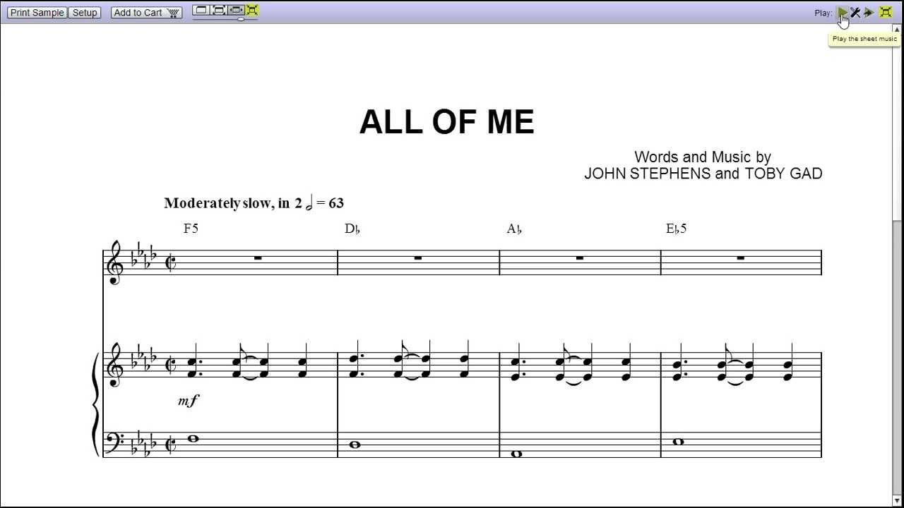 John legend all of me chords john legend all of me chords at the sundance film festival hexwebz Gallery