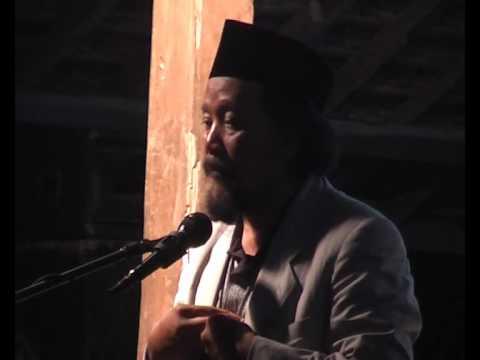 Tausyiah budaya Dr. Agus Sunyoto Dalam Rangka Peringatan 50thn Lesbumi.flv