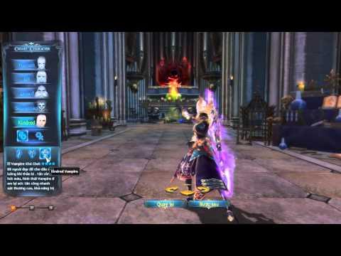 GameLandVN: Thần Ma Đại Lục - Tạo hình nhân vật
