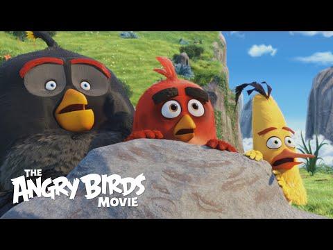 Angry Birds - trailer na kino rozprávku