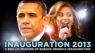 Bad Lip Reading: Barack Obama Inauguration 2013
