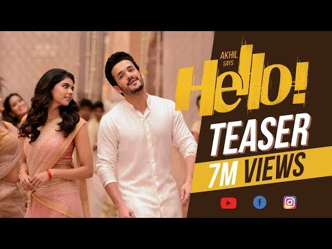 HELLO Movie Official Teaser