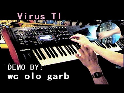 Access Virus TI demo by syntezatory.prv.pl