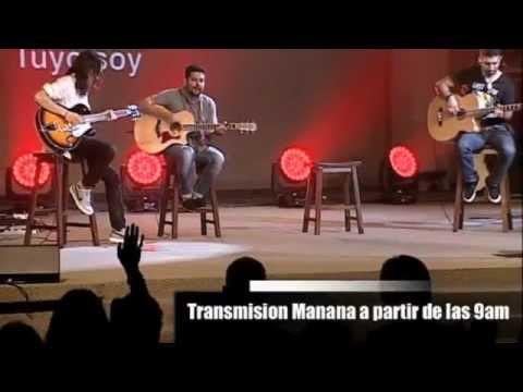 Ilumina 2012 - Aqui Estoy (Acoustic) - Marco Barrientos