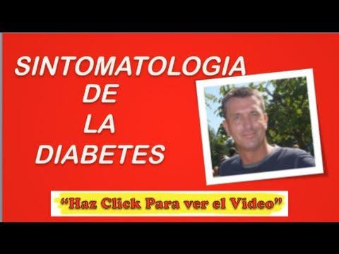 Sintomatologia De La Diabetes | Que Es La Diabetes