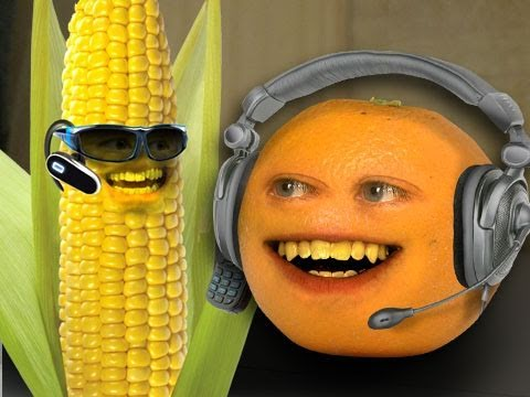 Annoying Orange: Wazzup Blowup