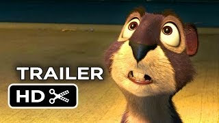 The Nut Job Official Trailer #1 (2014) Will Arnett