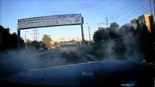 Подборка ДТП с видеорегистраторов 58 \ Car Crash compilation 58