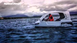 Watch: Pinoy-made Amphibious Tricycle Salamander