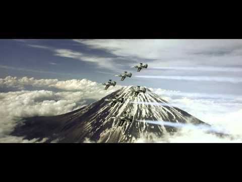 Breitling Jet Team in Japan - Kobe, Fukushima and Mount-Fuji