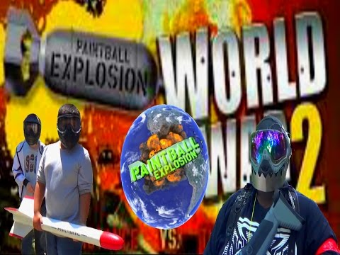 TheSkeletor262 - World At War 2 @ Paintball Explosion