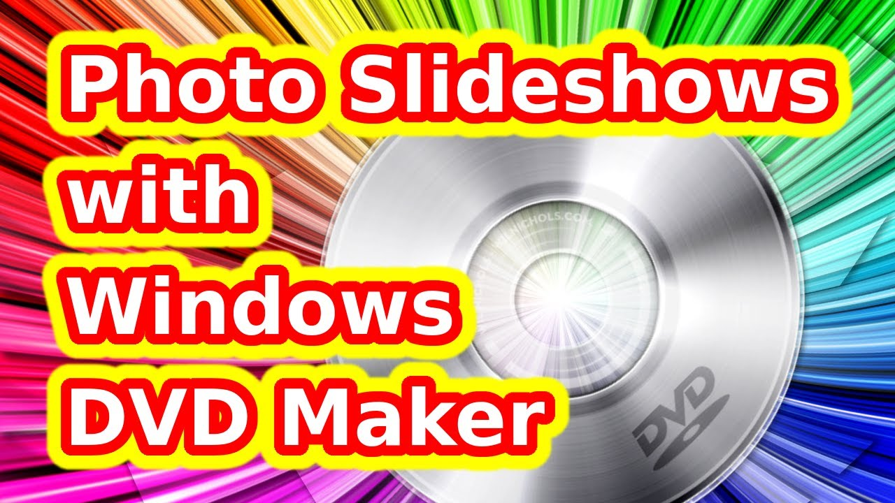how to create photos slideshow birthday