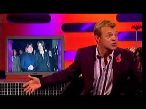 The Graham Norton Show  2007 - S2x05 Elle Macpherson, Frankie Boyle. Part 1.